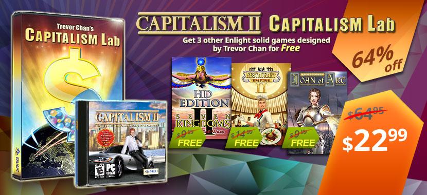 Capitalism Lab Pc Game