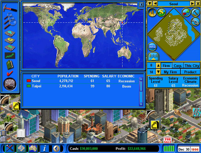 """capitalism simulation The word """"lab"""" implies that capitalism lab, after its initial release, continues to evolve our goal is to keep adding truly innovative gameplay features to the game, further cementing its reputation as the best business simulation game ever released."""